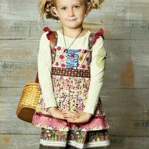 Matilda Jane Character Counts Firefly  Dress 4